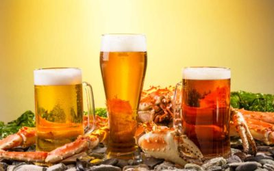Seafood and Beer Pairing